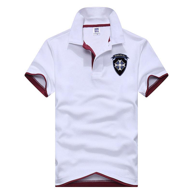 5c1f4b1f26 Compre Verão Novas Marcas LOGO Camisa Dos Homens De Alta Qualidade Fino  Lapel Homme De Negócios De Algodão Camisa S Homens Roupas 2018 De Baica