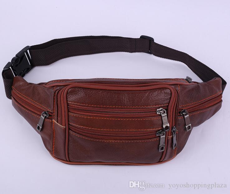 51204a5ca6d6 Designer Fanny Packs Men Sports Casual Designer Fanny Waist Pocket Bag  Outdoor Sports Bags Leather Fanny Pack Vintage Bags From Yoyoshoppingplaza