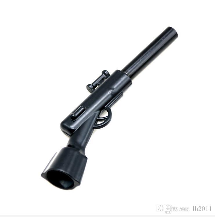 Tubería de ruptura de tubo de filtro de rifle de metal individual