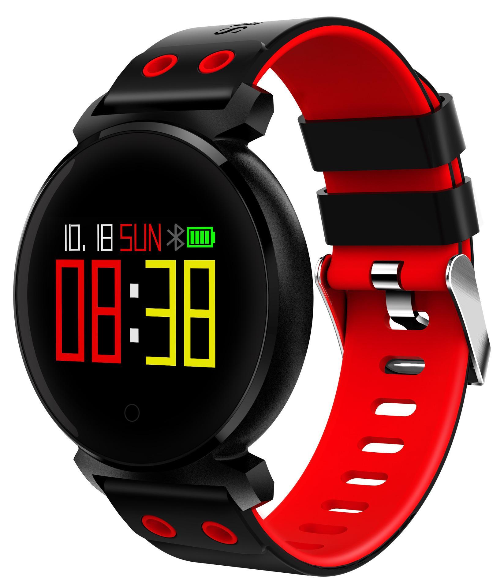 16c91b032df Best K2 Smart Bracelet Watch Blood Pressure Heart Rate Monitor Blood Oxygen  Detection Waterproof Smart Band