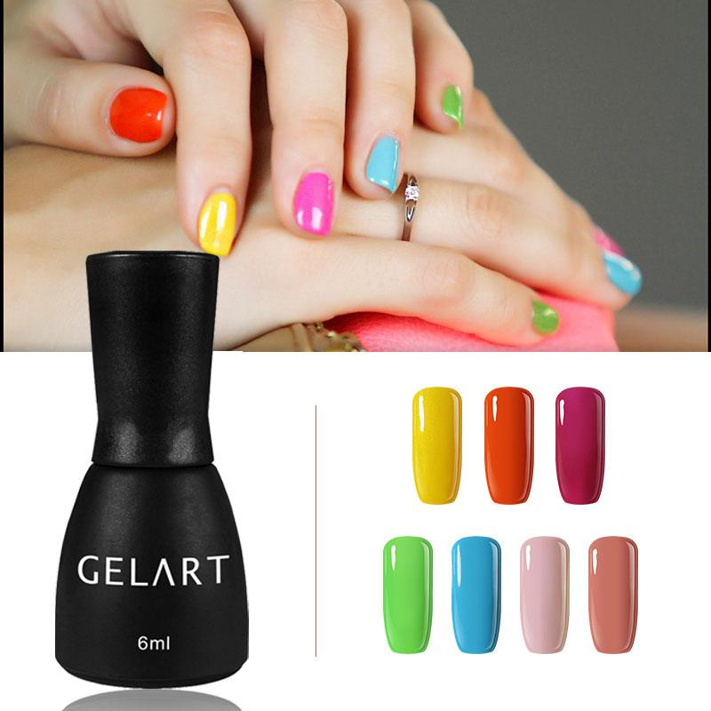Wholesale Healthy &Amp; Eco Friendly Nail Gel Colorful Lacquer For ...