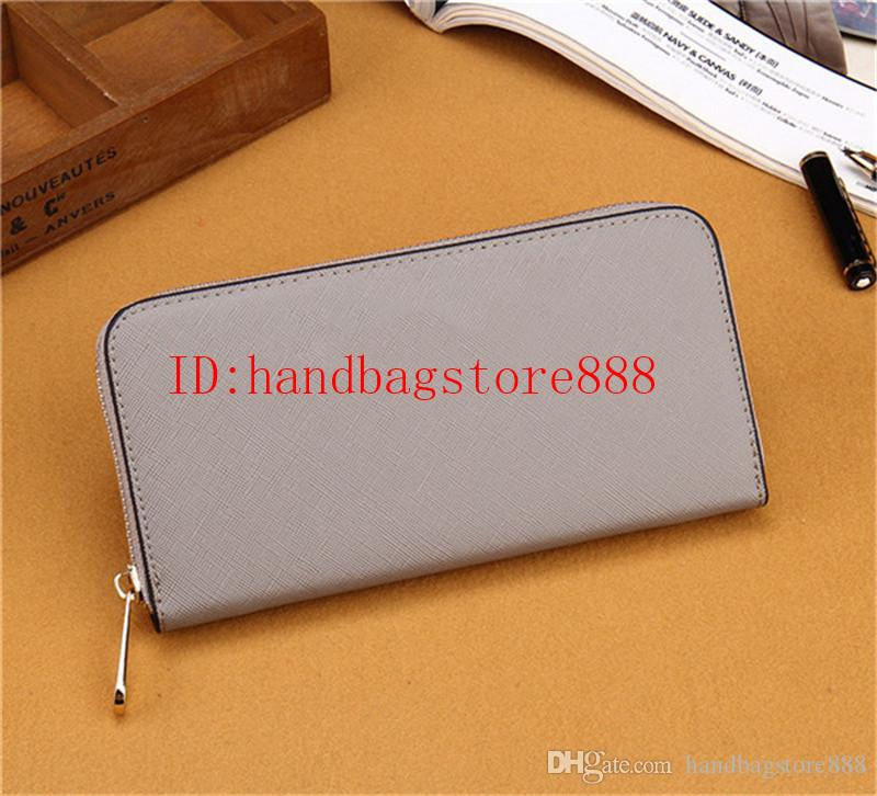Hot sale fashion Women long wallets famous PU leather wallet single zipper Cross pattern clutch girl purse 0022