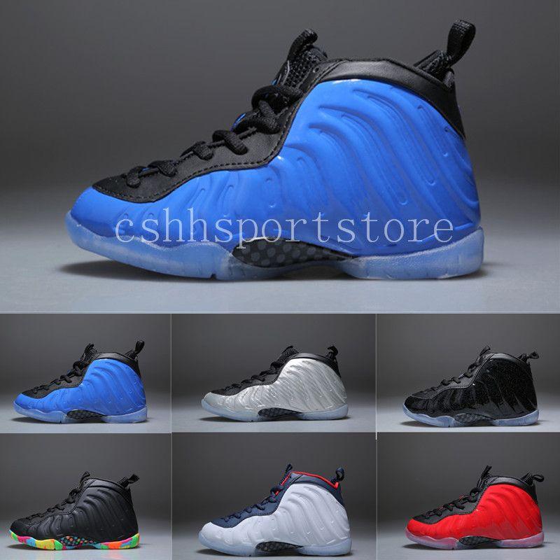 Compre Penny Hardaway Zapatos Niños Es De Nike Nuevos Pro xZx1pgr 6bcff00eb7a1a