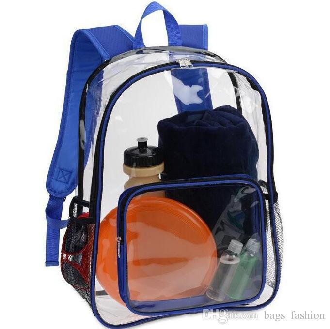 Unisex Transparent Holographic Backpacks Korean Style Small Backpack For  Girls Shining Hologram Shoulder Bags Mochilas Feminina Free Shippin Backpacks  Bags ... cb9c1de15e