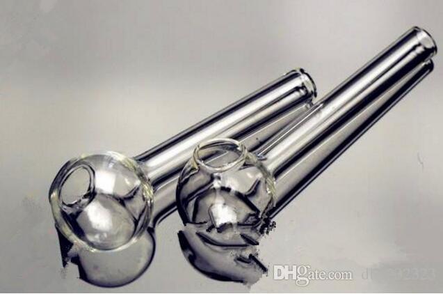 accessori narghilè. [Diretta] vaso di vetro all'ingrosso bong del bruciatore a nafta di vetro tubo di acqua Oil Rigs fumo, olio.
