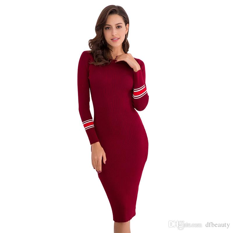 Wholesale Womens Clothing Europe America 2018 New Autumn Winter