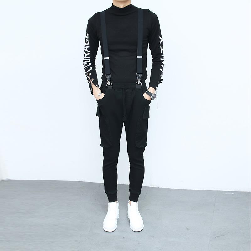 Uomini Acquista Moda Bretelle Con High Street Pantaloni QdBeErCxoW