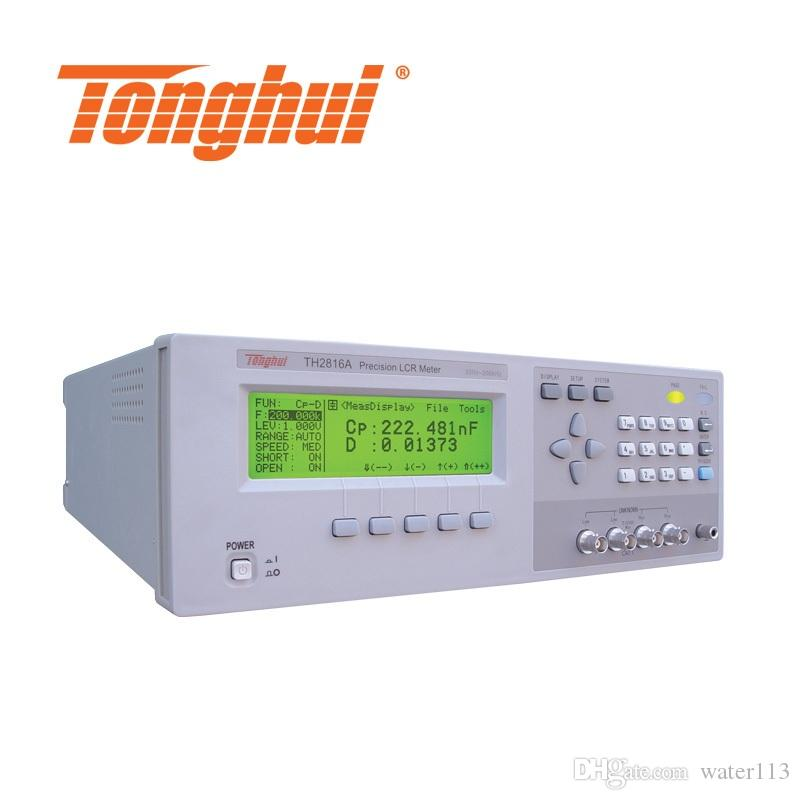 CE Approval Precision LCR meter TH2816A with 240*64 LCD display, Basic  accuracy 0 05%, Frenquency 50hz-200khz