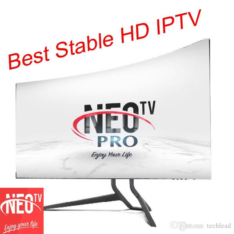 1 Year NEOTV Pro France IPTV Subscription Arabic Italian Spanish Portugal  Nederland French Algerian Tunisian UK European TV Channels VOD