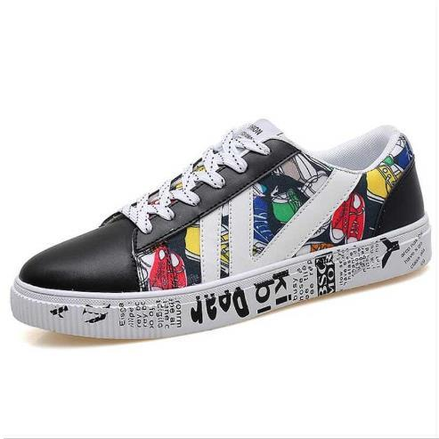 1385755df053 Mens Low Top Casual Shoes Men Flat Shoe Adult Sneakers Shoes Running ...