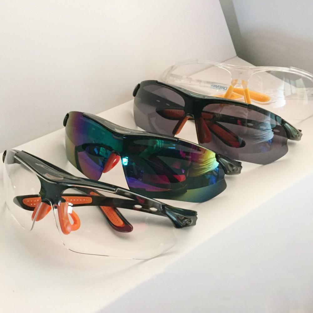 77e6b129f76 Cycling Eyewear Unisex Outdoor Sports Sunglass UV400 Bike Bicycle ...