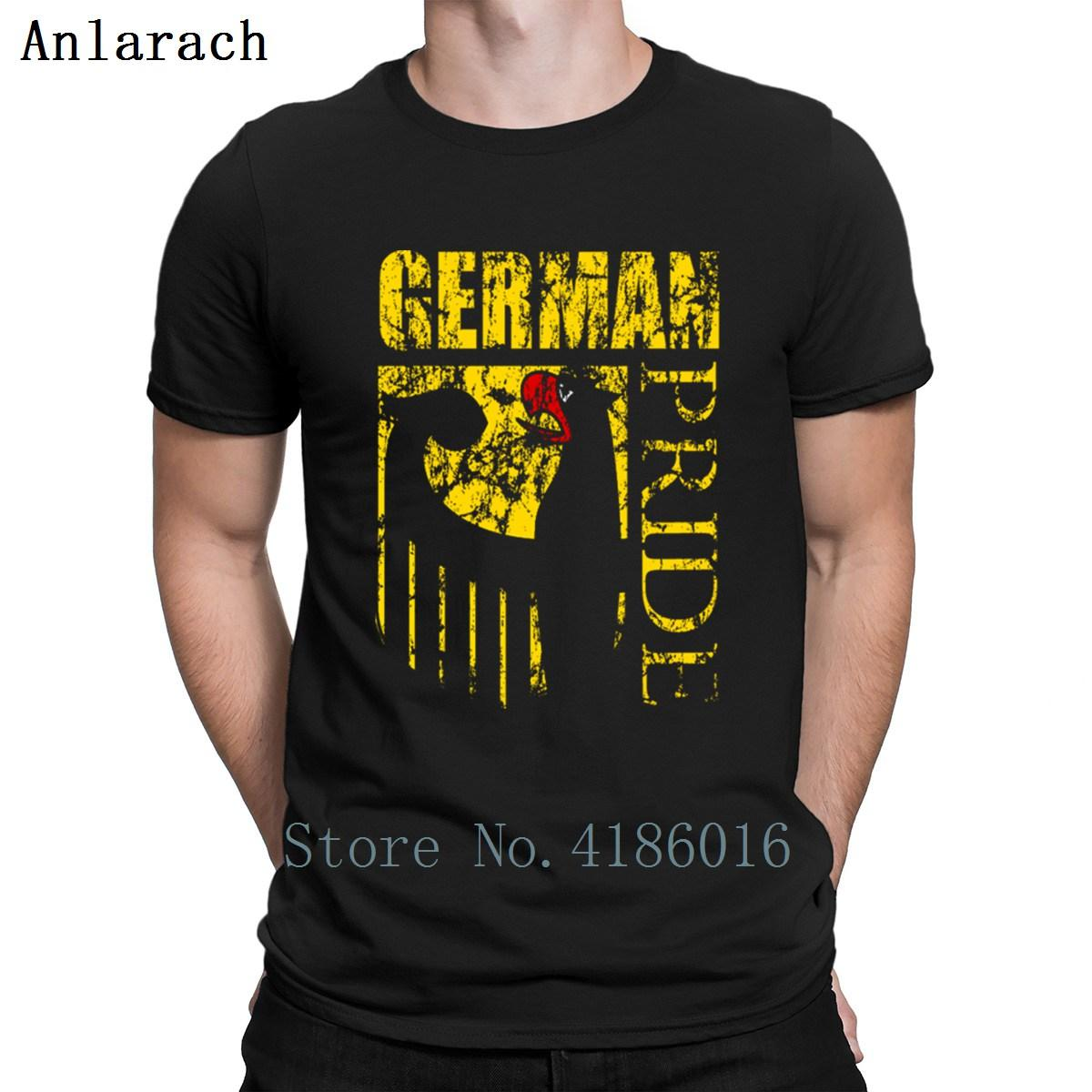 a7f76150c8463a Großhandel Deutsche Stolz T Shirts Schlanke Baumwolle Designs Hiphop Top  Männer T Shirt 2018 Berühmte Gebäude T Shirt Runde Kragen Bilder Von  Dzuprighti