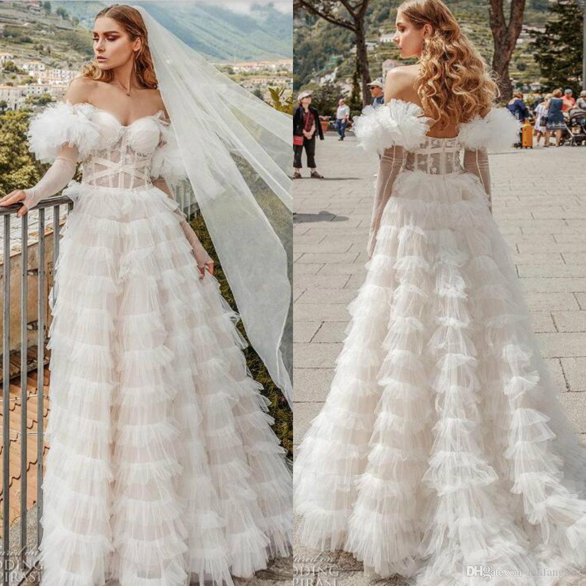Необычные сексуальные свадебные платья