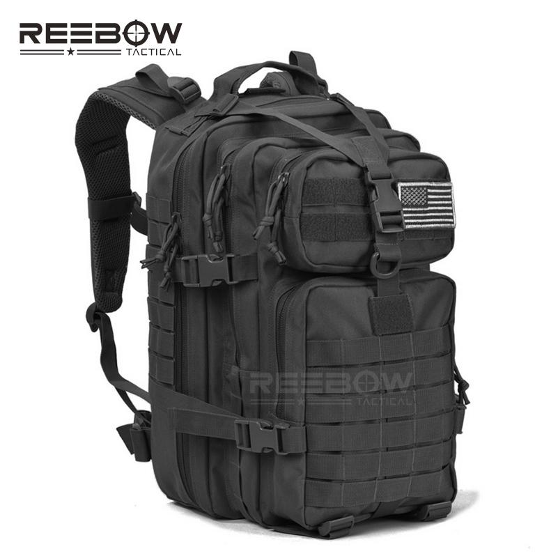 34L Military Tactical Assault Pack Backpack Army Molle Waterproof ... 0f2960589d634