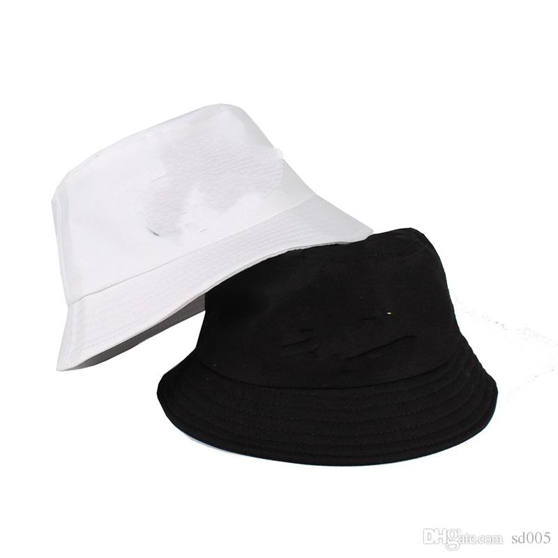 2019 Women And Men Hats Outdoor Fisherman Hat Summer Sun Shading Black  White Carry Convenient Easy To Use Essential 10 5tl Aa From Sd005 8fb91f0dd0f3