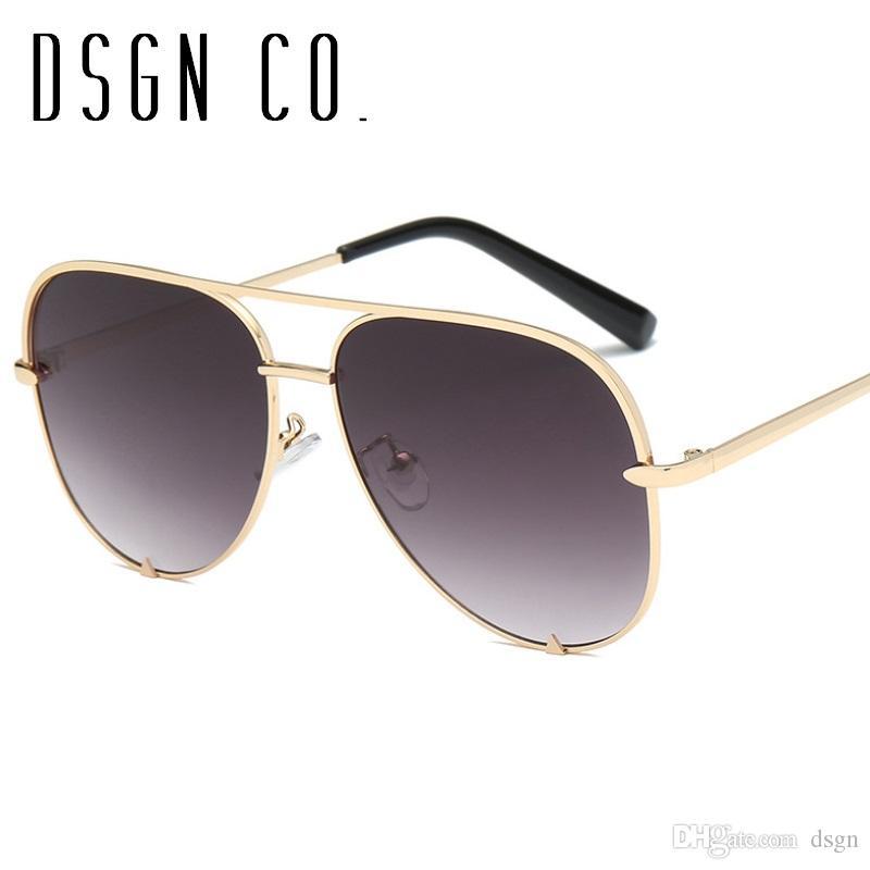 3bea5172bb DSGN CO. 2018 Casual Sunglasses For Men And Women Pilot Designer ...