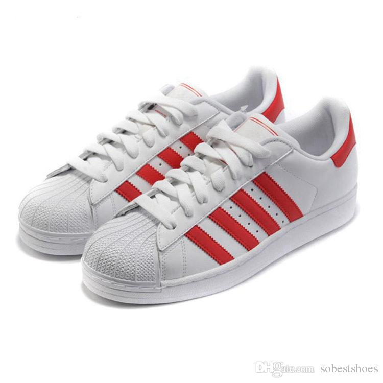 size 40 0afb3 7c306 ... Boost Shoes Superstar Original White Hologramm Schillernden Junior Gold  Superstars Turnschuhe Originals Super Star Frauen Männer Sport Laufschuhe  36 45 ...