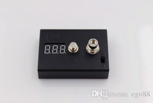 E Cigarette Ohm meters high quality ohm volt tester 510 Twist available cheap tools Free DHL shipment