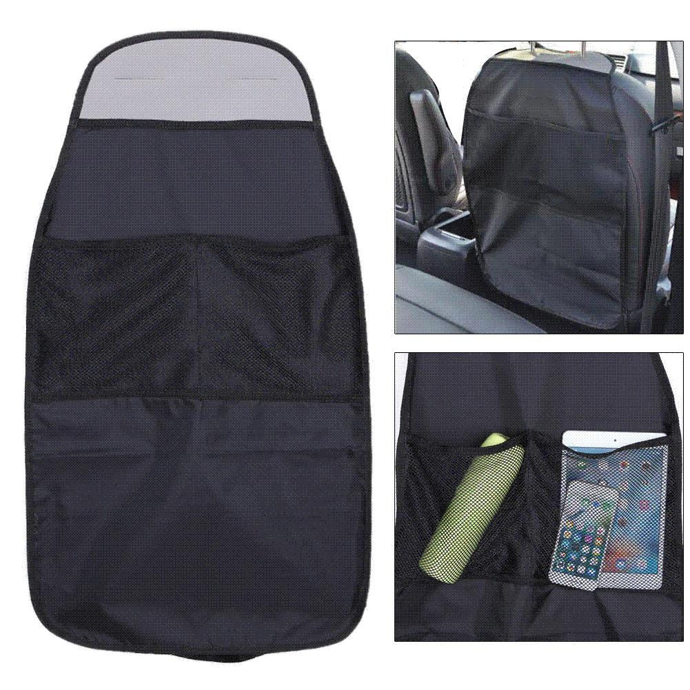 Car Seat Back Scuff Dirt Protector Cover Children Baby Kick Mat Mud Clean Waterproof Covers Winter