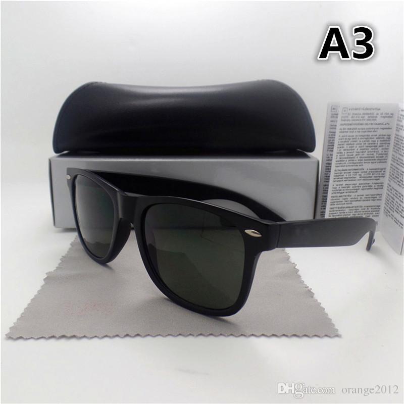 고품질 브랜드 디자이너 패션 여성 남자 선글라스 UV400 스포츠 빈티지 일 안경 복고풍 아이웨어 상자 및 케이스
