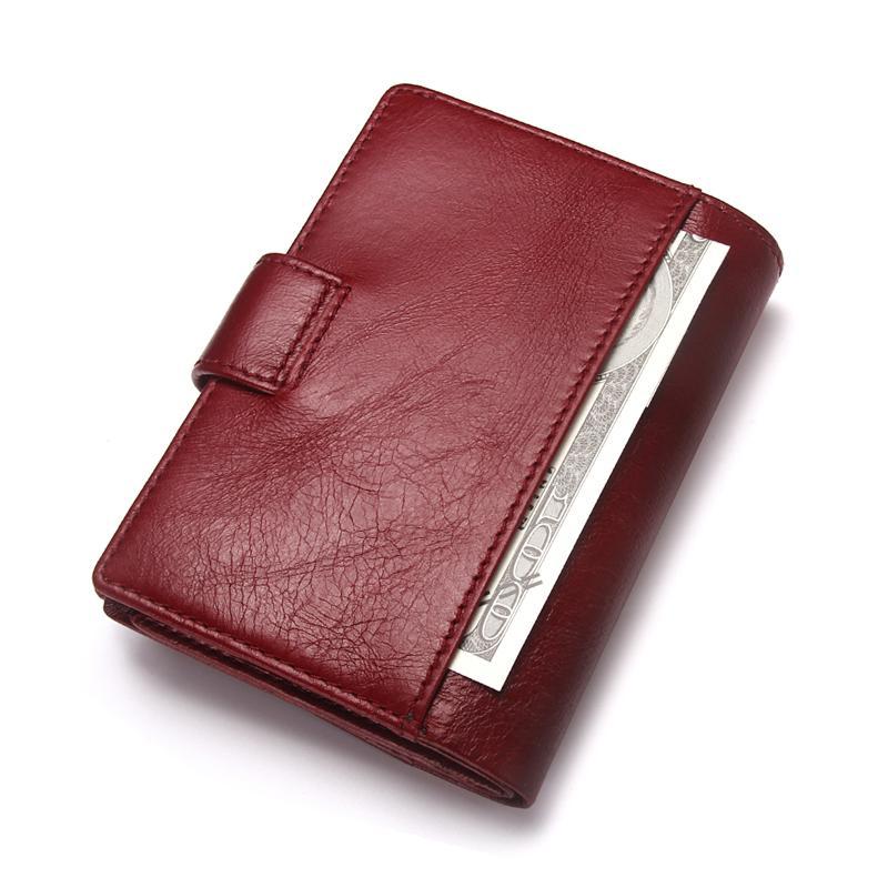 Großhandel Passport Wallet Echtes Leder Frauen Reisetaschen Visitenkarten Pass Geldbörse Organizer Führerschein Abdeckung Dokument Halter Von Fos2