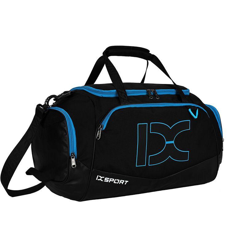 52dc4e83ca 2019 40L Unisex Waterproof Nylon Large Capacity Ultralight Foldable Outdoor Gym  Bag Sports Bag Travel Duffle Handbag Rucksack From Pothos