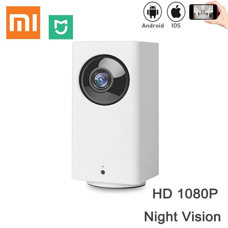 Xiaomi mijia dafang HD 1080P telecamera IP wireless Mijia Camera WIFI  scheda SD U memoria disco intelligente per la sicurezza domestica