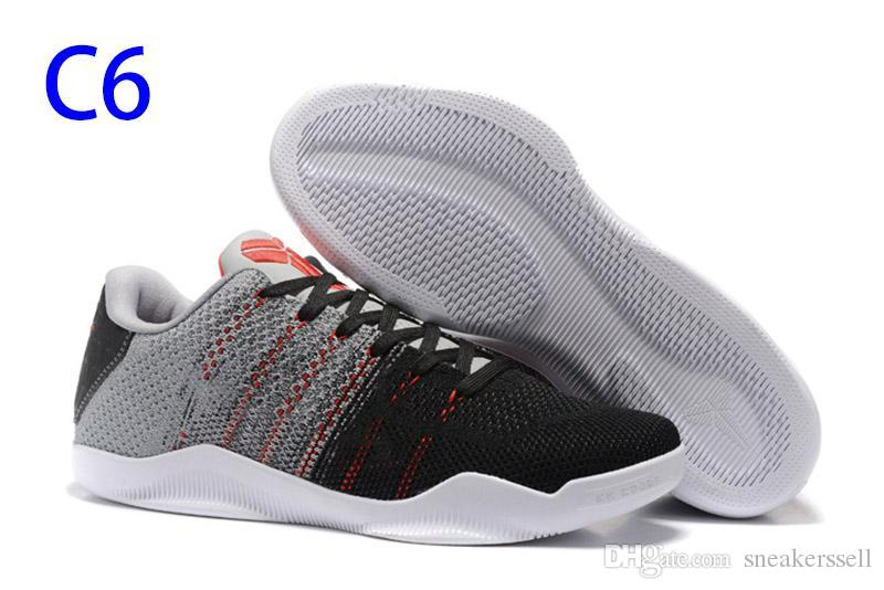 965843b441b9 2019 Cheap New Shoe Man Kobe 11 Elite Men Basketball Shoes Kobe 11 Red  Horse Oreo Sneakers KB 11 Sports Sneakers With Shoes Box Xz102 Basketball  Games ...