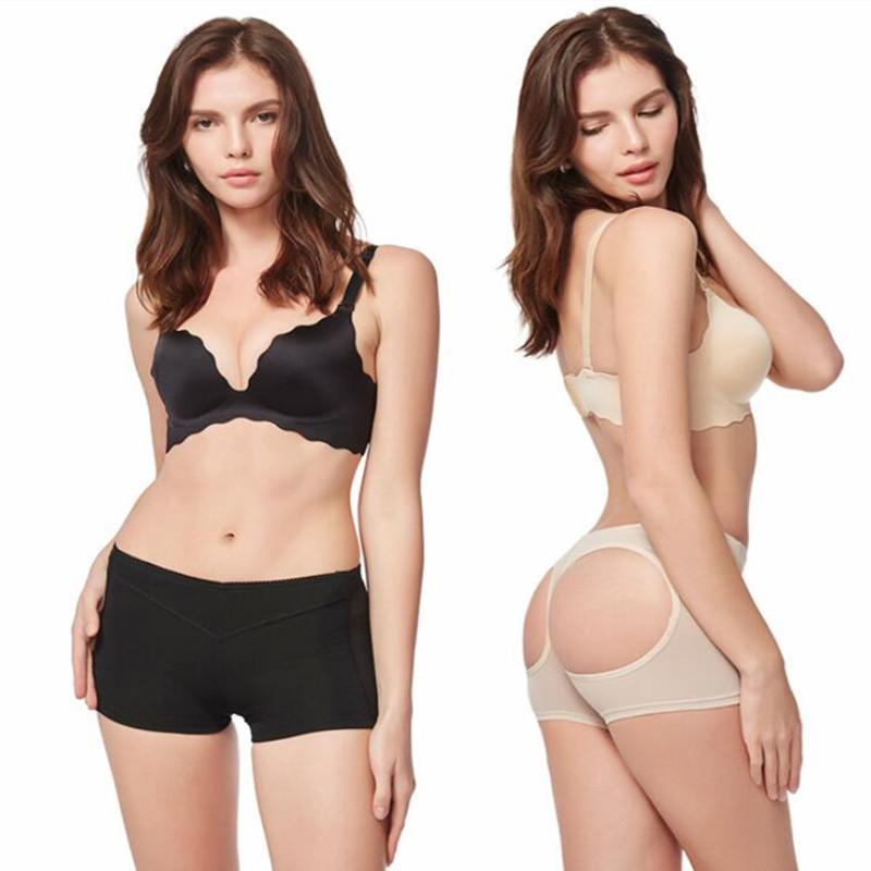 f5aaf8b94c52f 2019 Sexy Women Butt Lifter Shapewear Breathable Mesh Panty Hip Shaper  Underwear Female Booty Lift Panties Body Shaper Butt Lifter From Beltloop