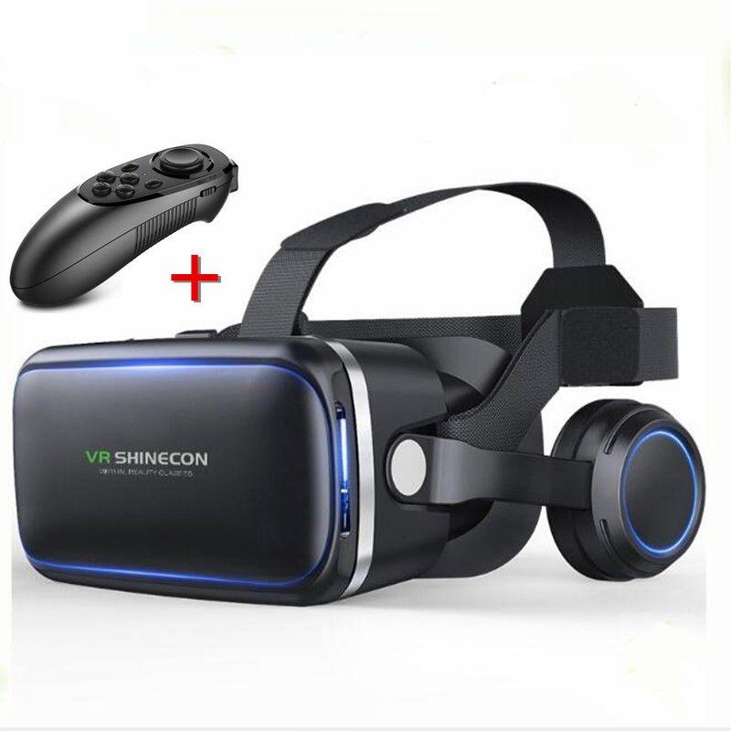 Compre Original Realidade Virtual 3D Óculos Caixa Stereo VR Google  Cardboard Headset Capacete Para IOS Android Smartphone, Bluetooth Rocker De  Umbre, ... 3dc4a04bed