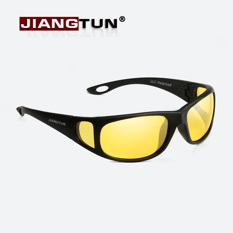 2b49f68ba76 JIANGTUN HD Night Vision Glasses Goggles Polarized Sunglasses 2017 ...