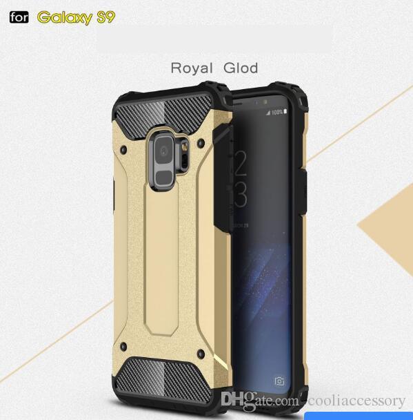 Hybrid Armor TPU алюминиевые трудные чехлы для Samsung Galaxy S9 PLUS S10E S10 5G A90 Huawei Honor 30s 9 Lite Наслаждайтесь 7S Slim Ship
