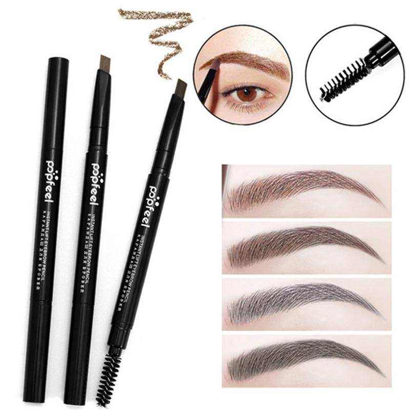 Shopify Hot Sale Microblading Eyebrow Tattoo Pen 5 Colors Brand Makeup Fine  Sketch Liquid Eyebrow Pen Waterproof Tattoo