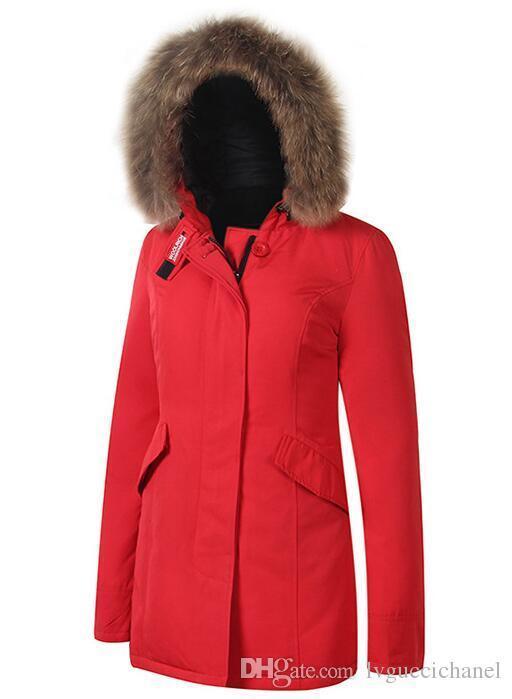 Acheter Mode Marque Femmes Arctique Anorak Doudoune Femme Hiver D hiver En  Duvet 90% En Plein Air Épais Parka Manteau Womens Chaud Outwear Vestes  Parkas De ... 02a67d4c2bfb