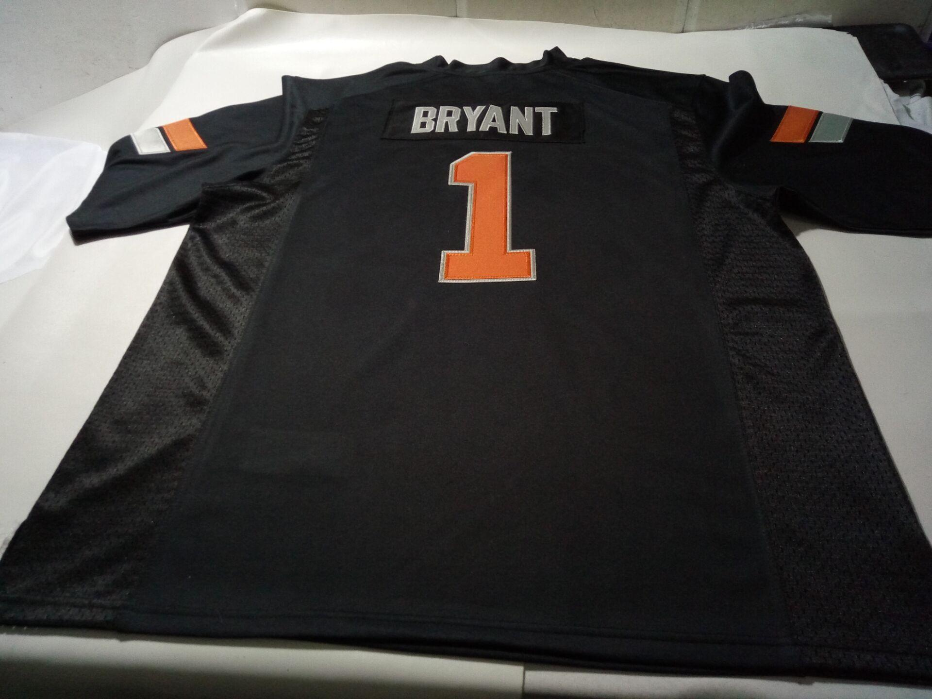Men  1 Black Orange Dez Bryant Oklahoma State Cowboys Alumni College Jersey  Or Custom Any Name Or Number Jersey UK 2019 From Ncaa001 91b495276
