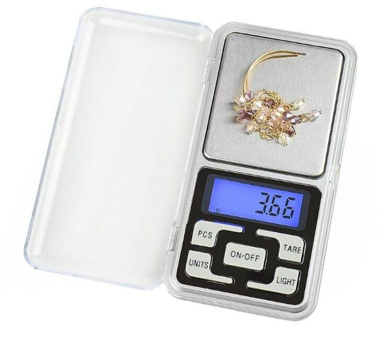مصغرة lcd الرقمية مقياس الالكترونية سعة الرصيد مجوهرات الماس الوزن غرام وزن مقياس الجيب المطبخ