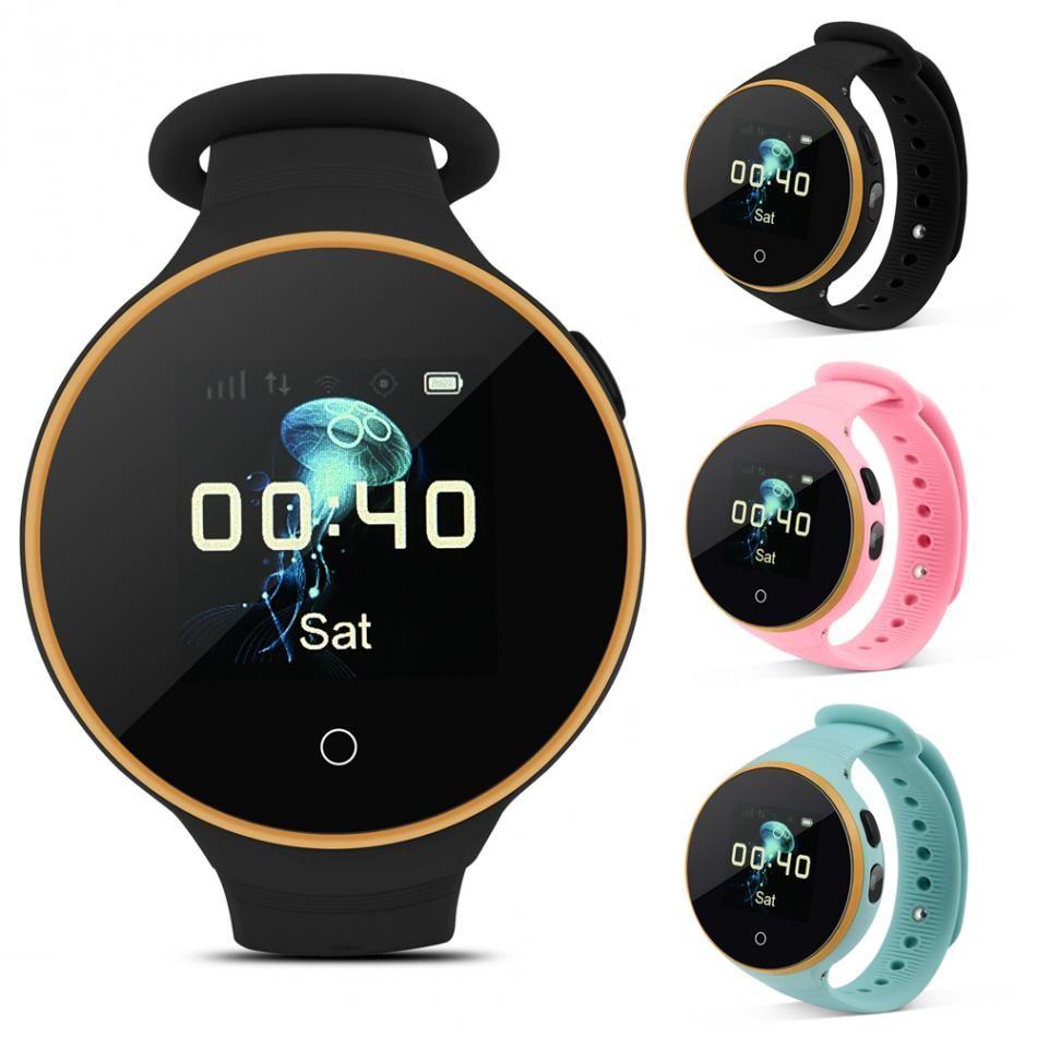 S668A Child Watch SOS LBS + GPS + Tracker di posizionamento AGPS Kid Anti-Lost Smart Wristband