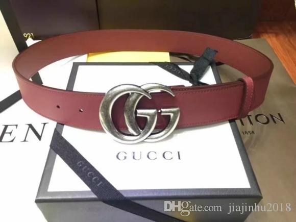 75613d3ba47 2G Buckle Belt High Quality Women Leather Belt With Kingsnake Bee Tiger Print  Belt Mens Belts Tool Belt From Linlin1469685