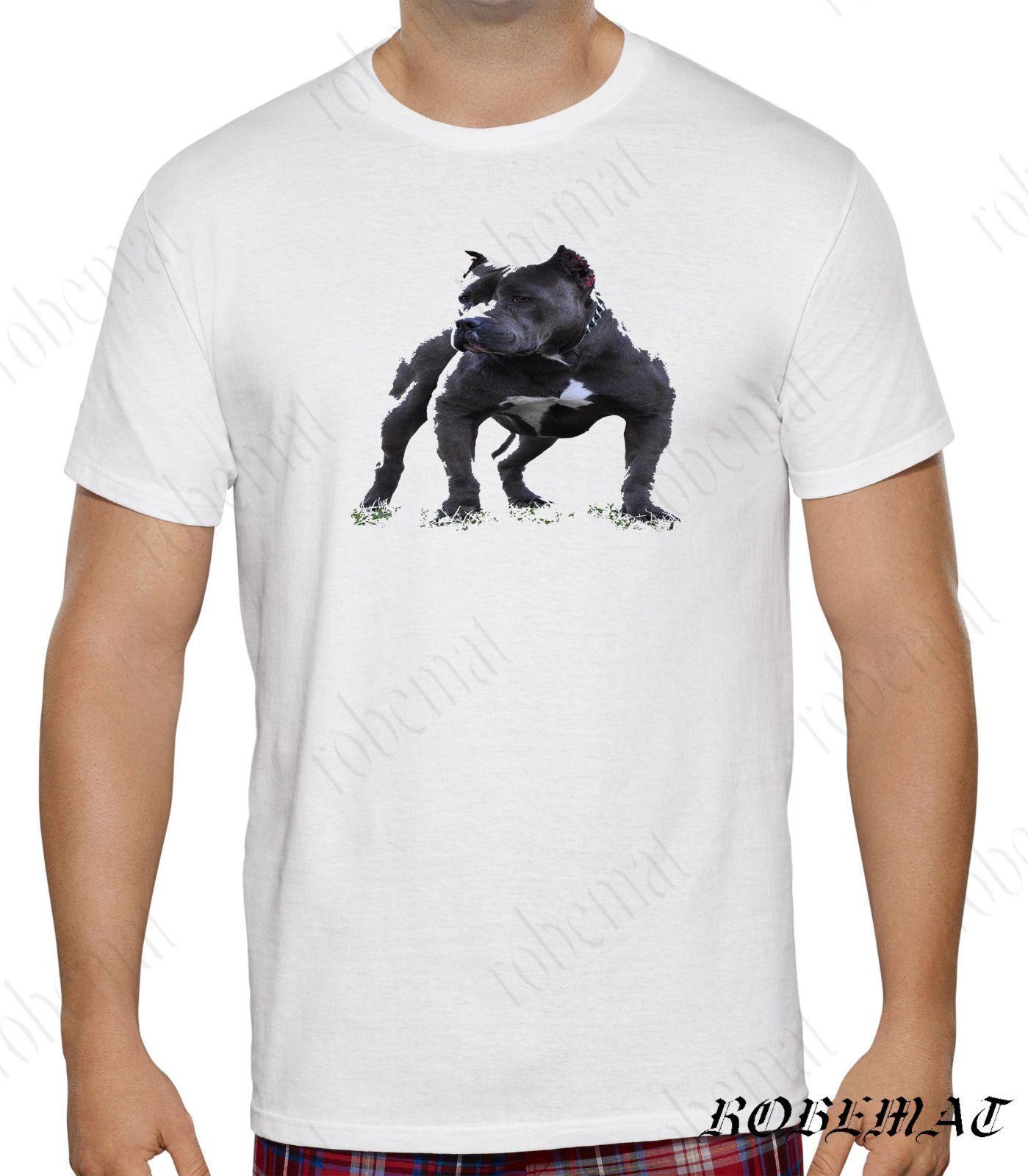 57df9782f5479 Acheter T Shirt Cadeau D anniversaire De Chien Chiot Chien Pitbull Terrier  De  15.72 Du Designtshirt