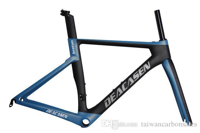 2018 Deacasen Year New Design Paint Carbon Bike Road Frame Toray ...