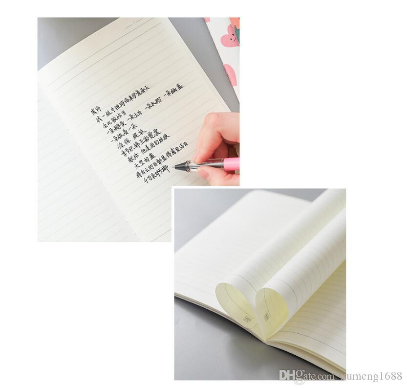 32K لطيف kawaii نمط دفتر مذكرات مذكرات الشخصية المفكرة مخطط الوقت جدول جدول القرطاسية اللوازم المدرسية مكتب - 40 ورقة