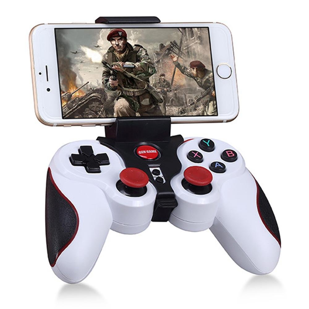 Original Gen Game Wireless Bluetooth Gamepad Joystick for Android IOS iPhone Tablet PC TV Box Hold Remote Controller Joystick
