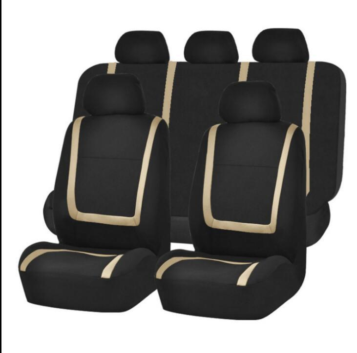 Wholesale Embroidery Car Seat Covers Set Universal Fit Most Cars ...