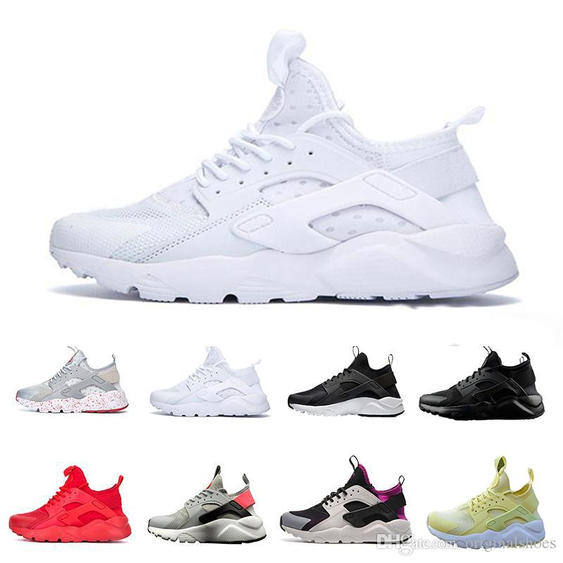the best attitude 3feb0 878f9 Air Huarache Ultra Breathable Running Shoes For Men And Women Outdoor Airs Huaraches  Shoes Athletic Sport Shoes Sneakers Sport Shoes Mens Sneakers From ...