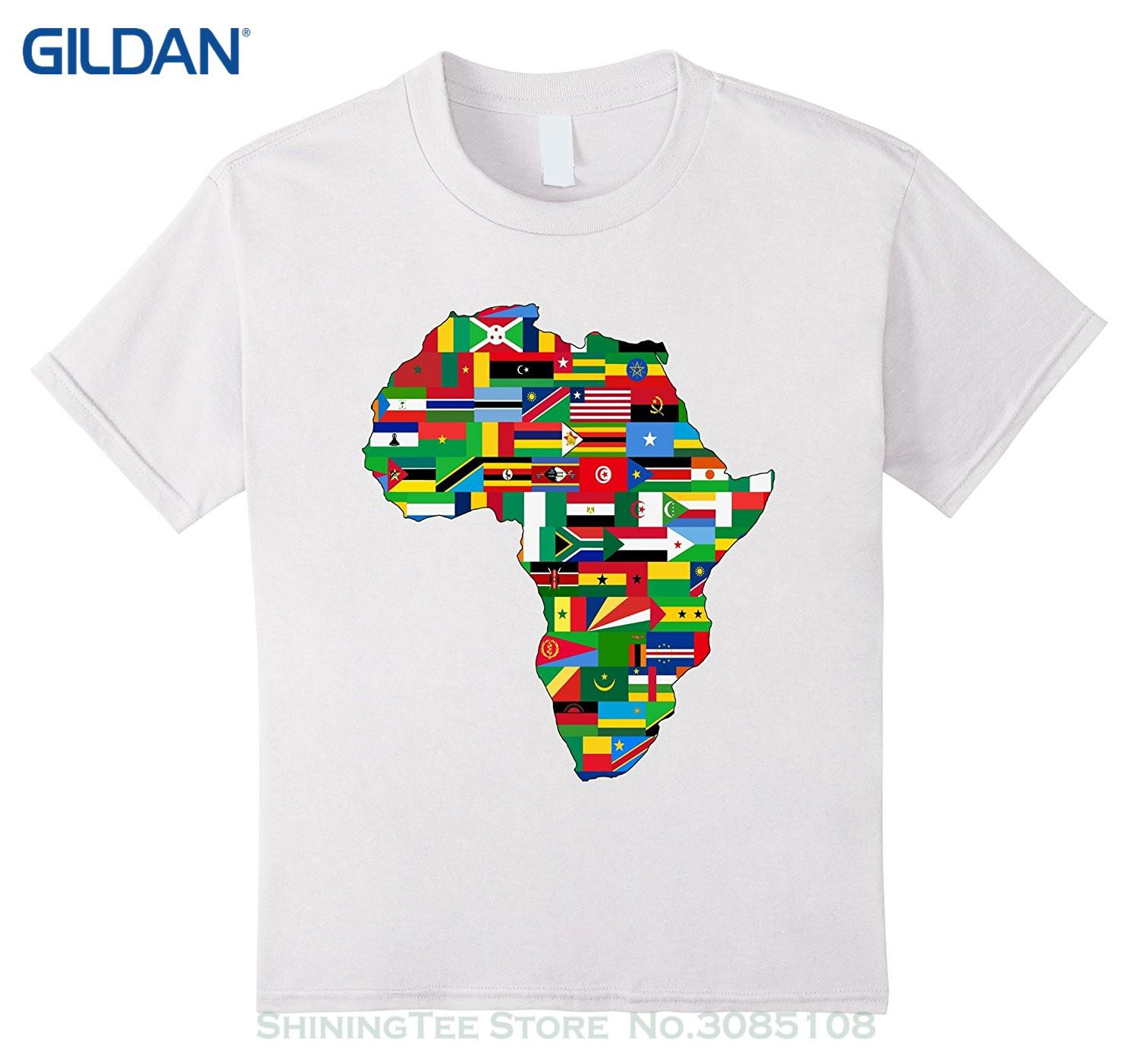 8e0cf5270 Wholesale Discount Tee Shirt Homme Tshirt Men Funny Africa T Shirt African  Country Flags Continent Graphic Tee Buy Cool T Shirts Online Funny  Offensive T ...