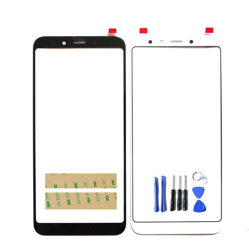 5 99 New Front Outer Lens Glass Screen Replacement For Xiaomi Mi A2 MiA2 /  Mi 6X Mi6X 3M Tape And Tools
