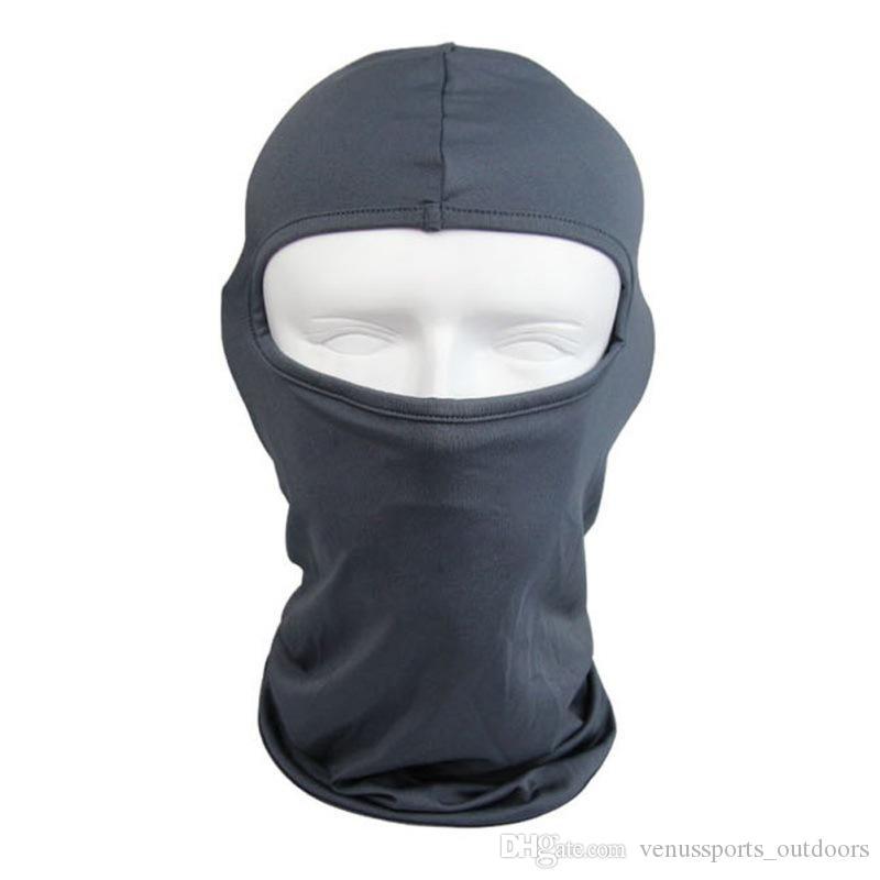 Fahrrad Radfahren Masken Motorrad Barakra Hut Radfahren Caps Outdoor Sport Ski Maske CS winddicht Staub Kopf Sets Camouflage Tactical Mask