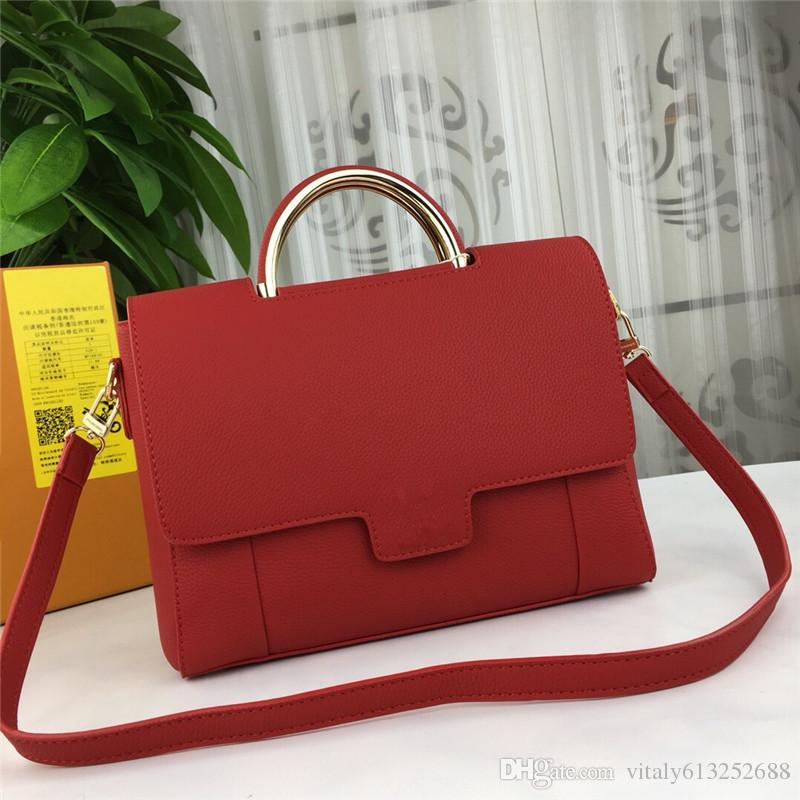 New Hot Sale Fashion Vintage Handbags Women Bags Designer Handbags Wallets  For Women Genuine Leather Cross Body And Shoulder Bags Leather Purse Womens  ... 4243668c3b2a4