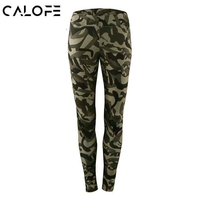 455473bb29 2019 Tactical Sexy Ladies Fitness Gym Leggings Camouflage Sports Pants  Women Running Pants High Elastic Quick Drying Sportswear From Kuaigoubian,  ...