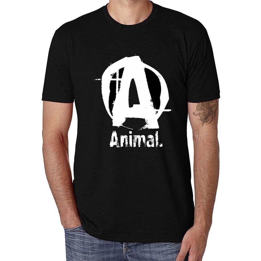 Animal Iconic Shirt Universal Drôle Acheter Nutrition T Nouveaux b7yfY6gv